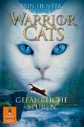 Cover-Bild zu Warrior Cats Staffel 1/05. Gefährliche Spuren von Hunter, Erin