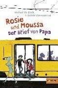 Cover-Bild zu Rosie und Moussa. Der Brief von Papa von Cock, Michael De