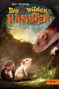 Cover-Bild zu Die wilden Hamster. Achtung, Wieselgefahr! (eBook) von Fielding, Alex
