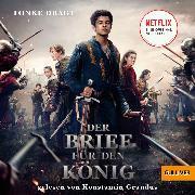 Cover-Bild zu Der Brief für den König (Audio Download) von Dragt, Tonke