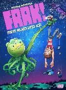 Cover-Bild zu Röndigs, Nicole: FRRK! - Mein Alien und ich