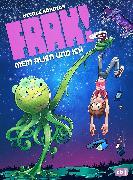 Cover-Bild zu Röndigs, Nicole: FRRK! - Mein Alien und ich (eBook)