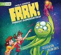 Cover-Bild zu Röndigs, Nicole: FRRK! - Mission Supermatsch