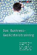 Cover-Bild zu Schneider, Stefanie: Das Business-Gedächtnistraining (eBook)