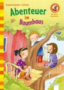 Cover-Bild zu Schneider, Stephanie: Abenteuer im Baumhaus