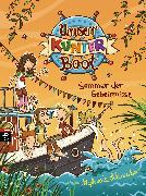 Cover-Bild zu Schneider, Stephanie: Unser Kunterboot - Sommer der Geheimnisse (eBook)