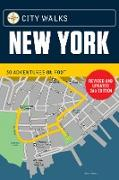 Cover-Bild zu City Walks Deck: New York (Revised) (eBook) von Henry de Tessan, Christina