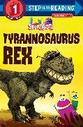 Cover-Bild zu Tyrannosaurus Rex (StoryBots) von Storybots