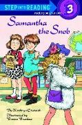 Cover-Bild zu Samantha the Snob von Cristaldi, Kathryn