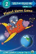 Cover-Bild zu Planet Name Game (Dr. Seuss/Cat in the Hat) von Rabe, Tish