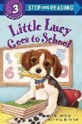 Cover-Bild zu Little Lucy Goes to School von Cooper, Ilene