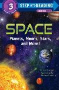 Cover-Bild zu Space: Planets, Moons, Stars, and More! von Rhatigan, Joe