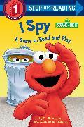 Cover-Bild zu I Spy (Sesame Street) von Haynes, Caitlin