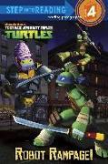 Cover-Bild zu Robot Rampage! (Teenage Mutant Ninja Turtles) von Webster, Christy