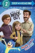 Cover-Bild zu Mom, Dad, and Me (Disney/Pixar Inside Out) von Webster, Christy