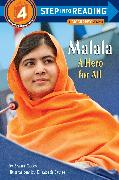 Cover-Bild zu Malala: A Hero for All von Corey, Shana
