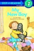 Cover-Bild zu My New Boy von Phillips, Joan