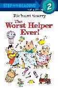 Cover-Bild zu Richard Scarry's The Worst Helper Ever! von Scarry, Richard