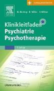 Cover-Bild zu Rentrop, Michael (Hrsg.): Klinikleitfaden Psychiatrie Psychotherapie (eBook)
