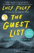 Cover-Bild zu The Guest List von Foley, Lucy