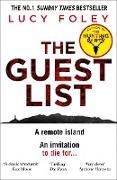 Cover-Bild zu Guest List (eBook) von Foley, Lucy