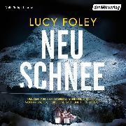 Cover-Bild zu Neuschnee (Audio Download) von Foley, Lucy