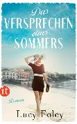 Cover-Bild zu Das Versprechen eines Sommers von Foley, Lucy