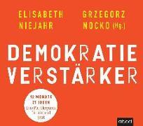 Cover-Bild zu Niejahr, Elisabeth: Demokratieverstärker