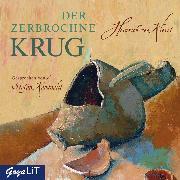 Cover-Bild zu Kleist, Heinrich von: Der zerbrochne Krug (Audio Download)