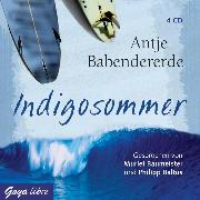 Cover-Bild zu Indigosommer (Audio Download) von Babendererde, Antje