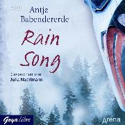 Cover-Bild zu Rain Song (Audio Download) von Babendererde, Antje