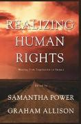 Cover-Bild zu Realizing Human Rights: Moving from Inspiration to Impact von Na, Na