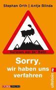 Cover-Bild zu Blinda, Antje: »Sorry, wir haben uns verfahren«