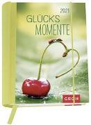 Cover-Bild zu Glücksmomente 2021 von Groh Redaktionsteam (Hrsg.)
