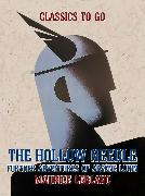 Cover-Bild zu Leblanc, Maurice: The Hollow Needle, Further Adventures of Arsène Lupin (eBook)