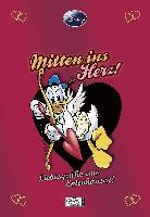 Cover-Bild zu Mitten ins Herz! - Liebesgrüße aus Entenhausen von Disney, Walt