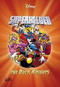 Cover-Bild zu Superhelden! - The Duck Knights von Disney, Walt