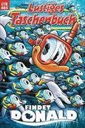 Cover-Bild zu Lustiges Taschenbuch Nr. 485. Findet Donald von Disney, Walt