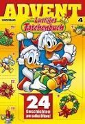 Cover-Bild zu Lustiges Taschenbuch Advent 04 von Disney, Walt