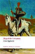 Cover-Bild zu Cervantes Saavedra, Miguel de: Don Quixote de la Mancha