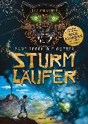 Cover-Bild zu Cervantes, J. C.: Zane gegen die Götter, Band 1: Sturmläufer (eBook)