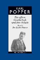 Cover-Bild zu Popper, Karl R.: Die offene Gesellschaft und ihre Feinde I. Studienausgabe