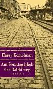 Cover-Bild zu Kemelman, Harry: Am Sonntag blieb der Rabbi weg