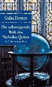 Cover-Bild zu Dexter, Colin: Die schweigende Welt des Nicholas Quinn