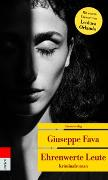 Cover-Bild zu Fava, Giuseppe: Ehrenwerte Leute