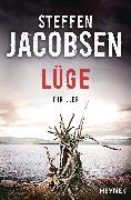 Cover-Bild zu Jacobsen, Steffen: Lüge (eBook)