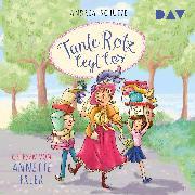 Cover-Bild zu Tante Rotz legt los (Audio Download) von Schütze, Andrea