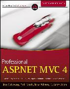 Cover-Bild zu Galloway, Jon: Professional ASP.NET MVC 4 (eBook)