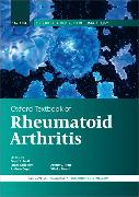 Cover-Bild zu Scott, David L. (Hrsg.): Oxford Textbook of Rheumatoid Arthritis
