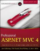 Cover-Bild zu Galloway, Jon: Professional ASP.NET MVC 4